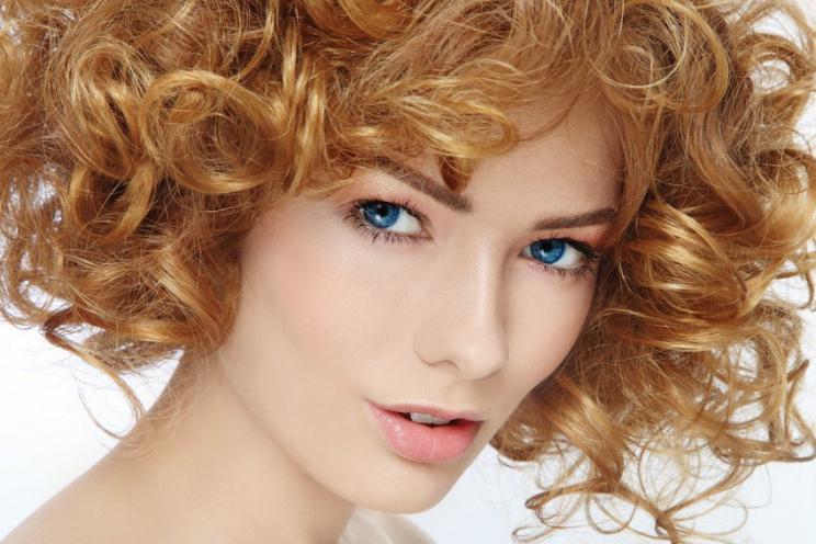 Permanente morbida capelli lunghi
