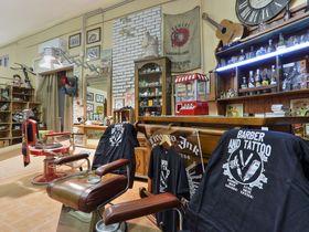 Barber And Tattoo Livorno