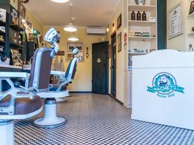 Machete Barbershop Montesacro