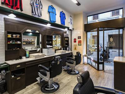 Oir Barber Shop - 1
