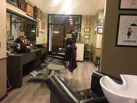 Battaglia Barber Shop Haircut And Shave