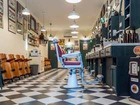 Machete Barbershop Platani