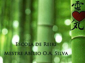 Escola De Reiki Mestre Abílio O. A. Silva
