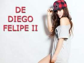 De Diego Felipe Ii