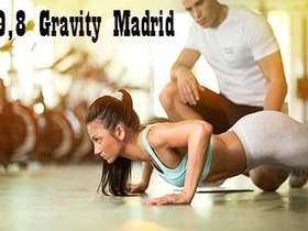 9,8 Gravity Madrid