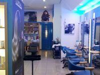Blue Hair Design Tomás Borrás - 3