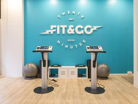 Fit And Go Roma Casal Palocco