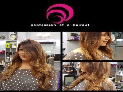 Γιάννης & Ελένη Confession Of A Haircut - 1