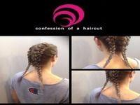 Γιάννης & Ελένη Confession Of A Haircut - 49