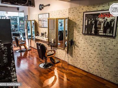 Per Me Barbershop - 1