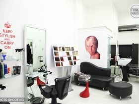 George Gaitanidis Hairsalon