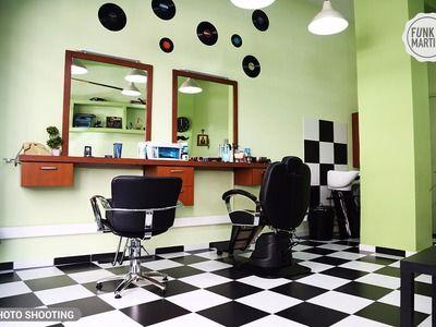 Vasilios Barber Shop - 1