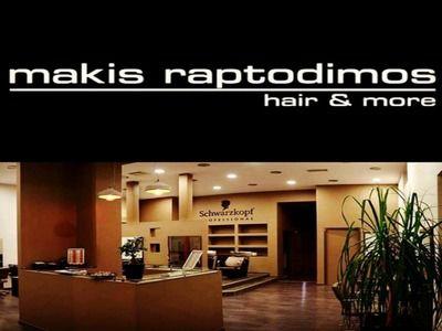 Makis Raptodimos Hair & More - 1