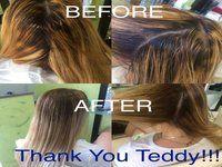 Teddy's Hair - 5