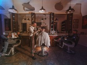 The Ripper Barbershop