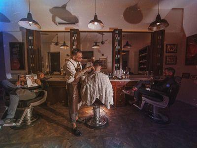 The Ripper Barbershop - 1