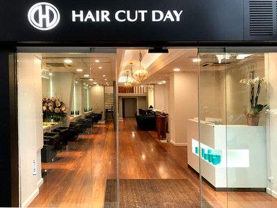Hair Cut Day - 1