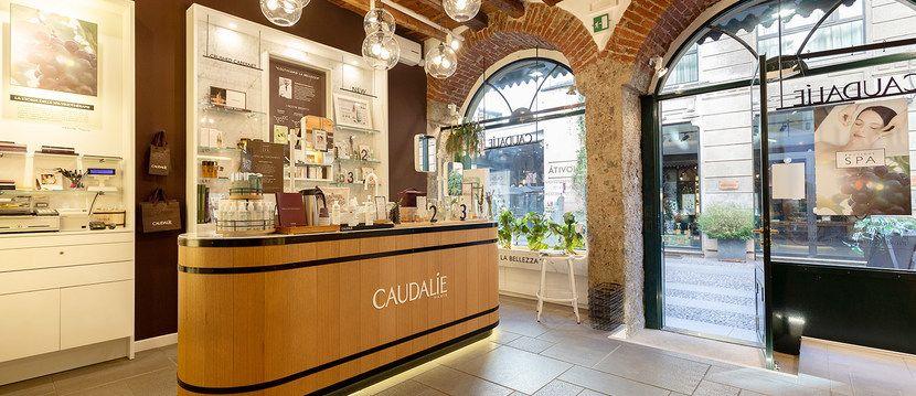 Caudalie Boutique SPA Via Fiori Chiari, 14 Milano: prezzi, orari e ...
