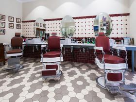 Ricci Hair Salon Barberia Livornese
