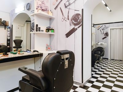 Barber Shop Wael - 1