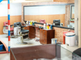 Krispy Cuts Barber Shop & Sabor
