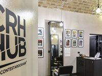 Crh Hub By Contestarockhair - 2