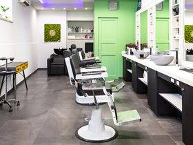 Swoosh Hairdressing