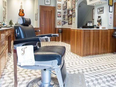 Tadpole Barber Shop - 1