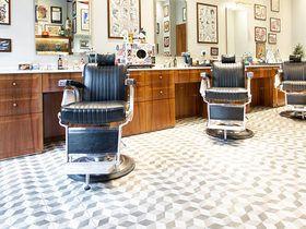 Tadpole Barber Shop