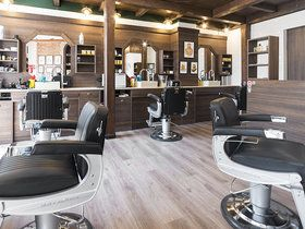 Oir Barber Shop De Angeli