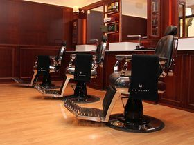 Sir Marcus - Suite Barbershop Bellinzona