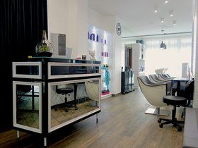 Renee Barber e Coiffeur