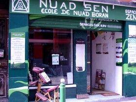 Sandra Plazanet Chez Nuad Sen