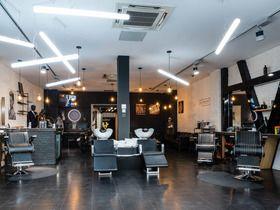 Industrie Serious Barbershop